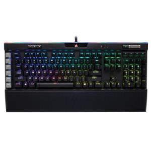 CORSAIR 美商海盗船 K95 RGB 铂金版 机械键盘 银轴1010.23元