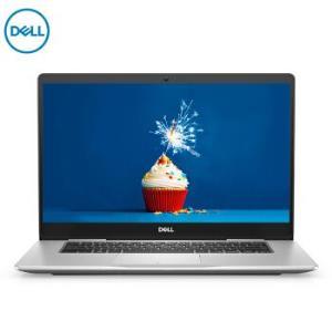 戴尔DELL燃7000 pro 15.6英寸轻薄窄边框笔记本电脑(i7-8565U 8G 128GSSD 1T MX150独显 FHD 高色域)冰河银 5799元