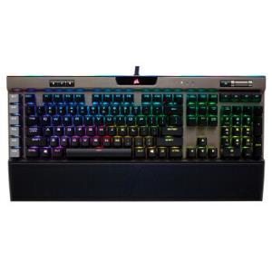 CORSAIR 海盗船 K95 RGB 铂金版 机械游戏键盘 - Cherry MX Speed银轴1076.66元