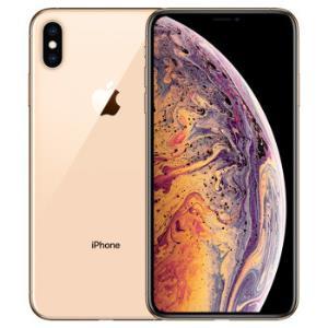 Apple 苹果 iPhone XS Max 智能手机 64GB 金色8999元