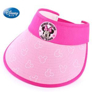 迪士尼 儿童帽子 SM60351粉玫 54CM适合5-14岁 *2件 25元(合12.5元/件)