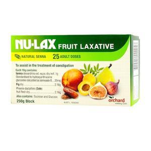 NU-LAX 天然果蔬乐康膏250g/盒*3件 限时特价83.85元含税