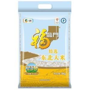 福临门 特选东北大米 5kg 24.9元