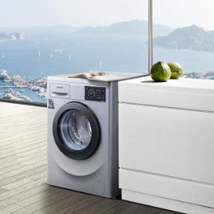 SIEMENS 西门子 XQG80-WM12L2E88W 8公斤 变频 滚筒洗衣机 2699元