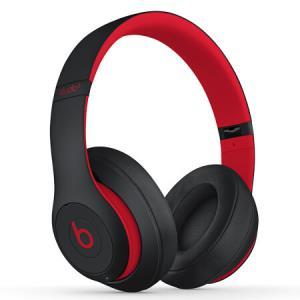 Beats Studio3 Wireless 录音师无线3 头戴式 蓝牙无线降噪耳机 游戏耳机 - 桀骜黑红MRQ82PA/A2188元
