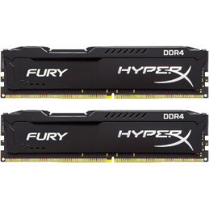 金士顿(Kingston)骇客神条 Fury系列 雷电 DDR4 2666 16G(8Gx2)套装 台式机内存969元