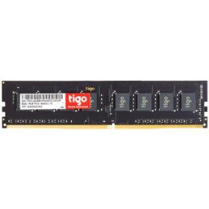 金泰克(Tigo)磐虎 DDR4 2400 台式机电脑内存条 8G 349元