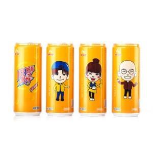 冰峰(ICEPEAK)冰峰橙味汽水 摩登罐细罐体 限量款330ml*24罐整箱39.9元