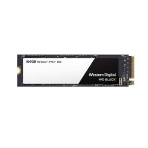 WD 西部数据 Black 3D NVMe M.2 2280 固态硬盘 500GB(WDS500G2X0C)799元