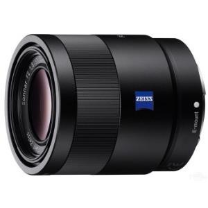 索尼(SONY)Sonnar T* FE 55mm F1.8 ZA全画幅蔡司标准定焦微单相机镜头 E卡口(SEL55F18Z)人像 街拍 风光4687元