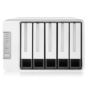 TERRAMASTER 铁威马 D5-300 5盘RAID磁盘阵列盒 1019元