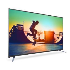 PLUS价  PHILIPS 飞利浦 75PUF6393/T3 75英寸 4K液晶电视8399元