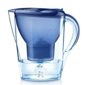 碧然德BRITA厨房净水器过滤芯自来水家用净水壶海洋|金典系列3.5L蓝+滤芯6枚【1壶7芯】249元包邮