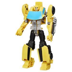 Hasbro 孩之宝 变形金刚 塞伯指挥官 玩具 大黄蜂(黄)B1294 *2件166元(合83元/件)