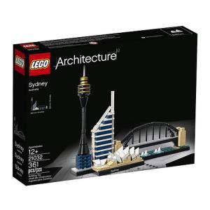21日0点: LEGO 乐高 Architecture 建筑系列 21032 悉尼199元