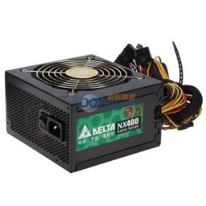 DELTA 台达 NX400 台式机电源(400W,主动式,铜牌)259元