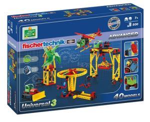 Fischertechnik 慧鱼 511931 万能组合套装3 prime会员专享好价(381.48元+预估进口税费42.73元)424.21元