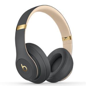 Beats Studio3 Wireless 录音师无线3代 头戴式蓝牙无线降噪耳机 魅影灰(限量版) 苹果版1888元