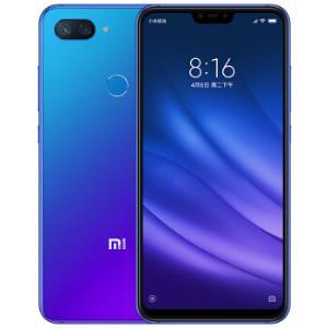 MI 小米 小米8 青春版 智能手机 梦幻蓝 6GB 128GB *2件3398元(合1699元/件)