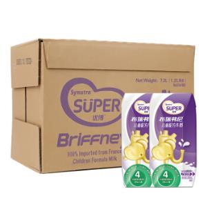 Synutra 圣元 优博布瑞弗尼 4段儿童配方牛奶  200ml*36 *2件96元(合48元/件)