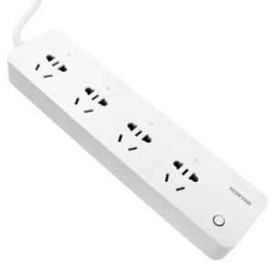 HONYAR 鸿雁 8340J 智能wifi排插接线板 4位+wifi控制(微联版) *2件115元(合57.5元/件)