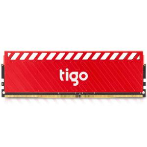 Tigo 金泰克 烈焰风暴系列 X3 DDR4 2400 8GB 台式机内存条 349元