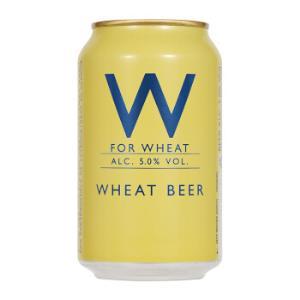 德国进口 哈尔博(Harboe)字母小麦啤酒 330ml*24听 整箱装49元