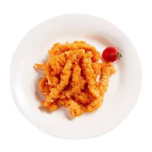 大用食品 雪花无骨鸡柳 900g/袋 酥脆鸡排 冷冻鸡胸肉 鸡里脊 油炸食品16元