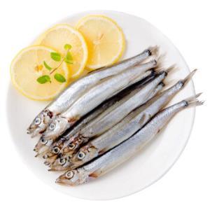禧美 加拿大多春鱼 500g/袋 海鲜年货 *9件129.1元(合14.34元/件)