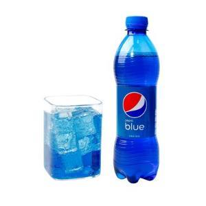 PEPSI 百事 蓝色梅子味可乐5元