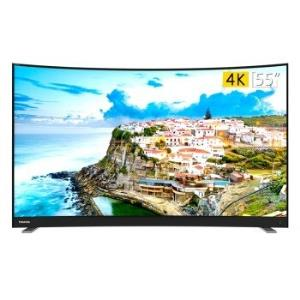 TOSHIBA 东芝 55U6780C 55英寸 4K 曲面  液晶电视    2799元