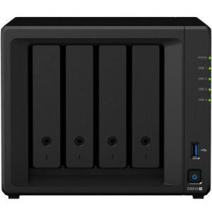 Synology 群晖 DS918+ 四盘位NAS网络存储服务器 4199元