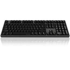 AKKO Ducky Zero 3108 PBT 机械键盘 108键 cherry 樱桃轴 茶轴 黑色279元