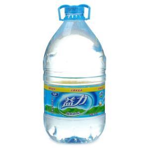 达能益力 饮用天然矿泉水 5L*4瓶 整箱装 桶装水+凑单品22元