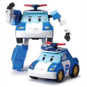 Silverlit 银辉 变形警车机器人 珀利变形机器人 *2件116元(合58元/件)