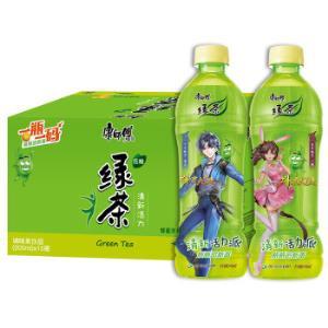 康师傅 绿茶 蜂蜜茉莉味 550ml 15瓶 *2件57.44元(合28.72元/件)