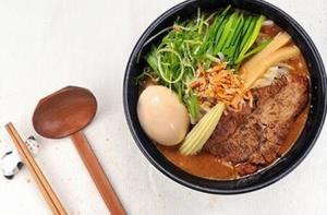MinoYaki 美浓烧 拉面碗组合系列陶瓷碗三件套装88元