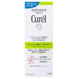 Curel 珂润 控油保湿 洁颜泡沫 150ml *5件 390元(合78元/件)