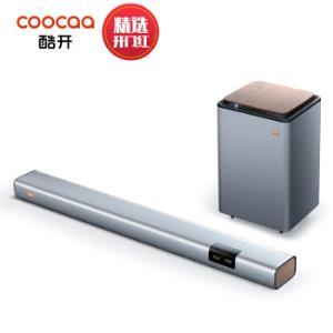 酷开(coocaa)Live-2电视音响 回音壁5.1 无线低音炮 客厅家庭影院套装978元