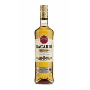 百加得(Bacardi ) 洋酒 朗姆酒 金朗姆酒 750ml 43.2元