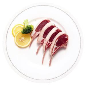 蒙都 法式羔羊排 160g/袋 2-3片 调理腌制 *7件    109.3元(合15.61元/件)