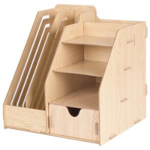 广博(GuangBo)木质多功能文件框WJK9391 *6件106元(合17.67元/件)