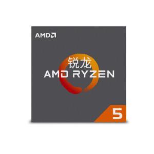 AMD 锐龙 Ryzen 5 1400 处理器