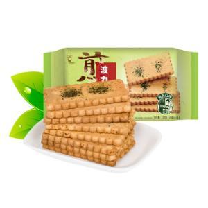 波力(POLI)煎饼海苔味 108克 烘烤饼干 *10件49元(合4.9元/件)