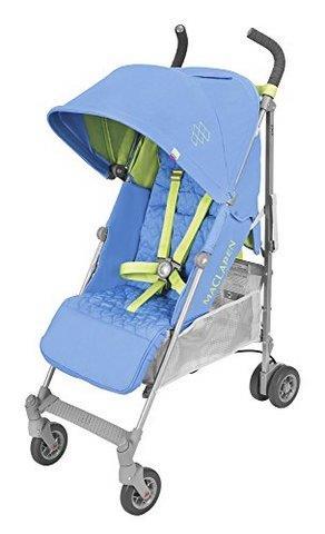 Maclaren 玛格罗兰 婴儿推车 Quest Marina/Limeade
