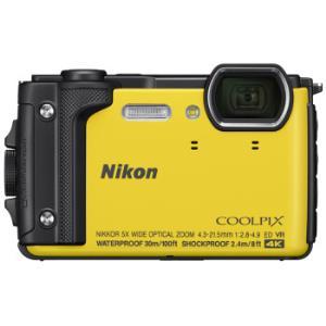 Nikon 尼康 COOLPIX W300s 三防数码相机 黄色2399元包邮