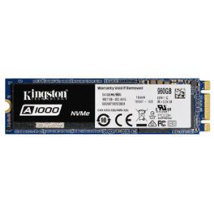 Kingston 金士顿 A1000 M.2 NVMe 固态硬盘 960GB1369元