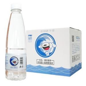海露(OCEAN AQUA)海洋天然饮用纯净水 520ml*12瓶21.8元,可199-100