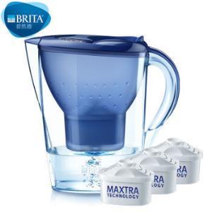 BRITA 碧然德 家用滤水壶 Marella3.5L套装 288元