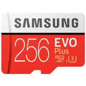 SAMSUNG 三星 EVO Plus MicroSD存储卡 256GB318.9元